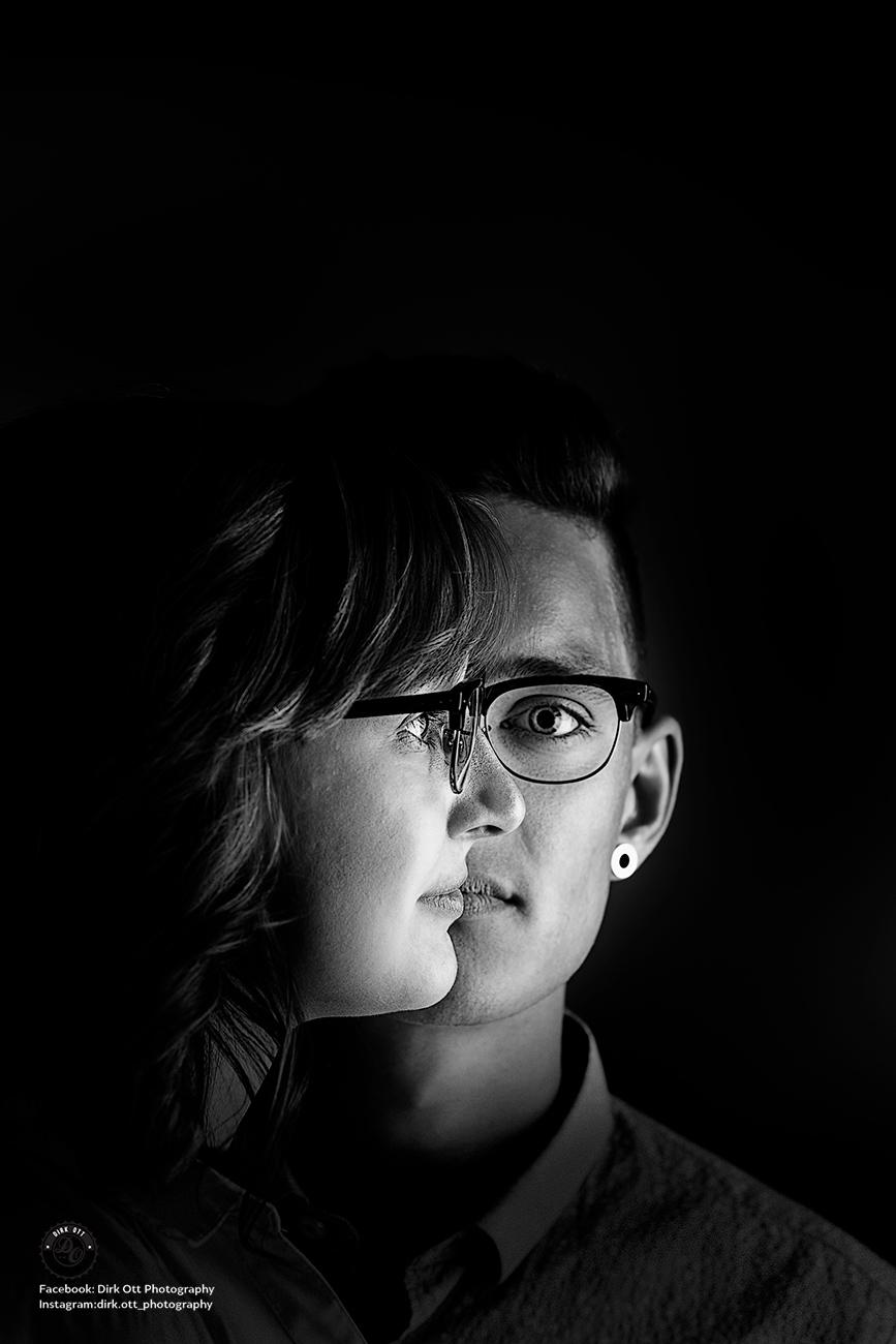 Freundeshooting im Fotostudio
