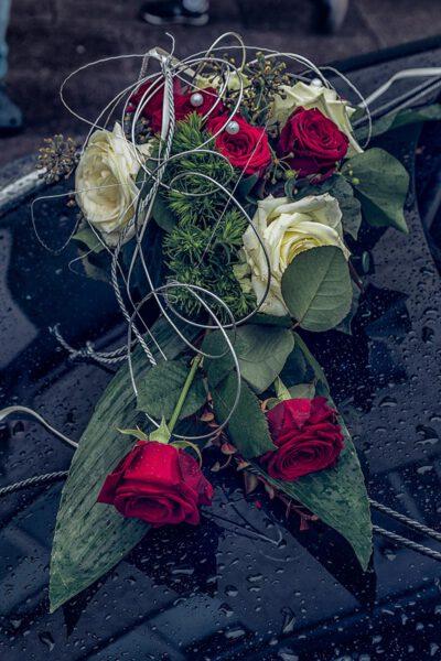 Hochzeit-Blumen