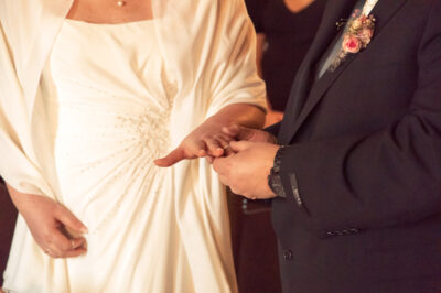 Hochzeit-Ringe