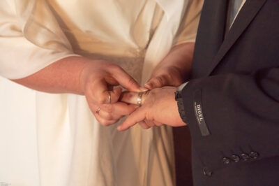 Hochzeitsfotograf-Eheringe